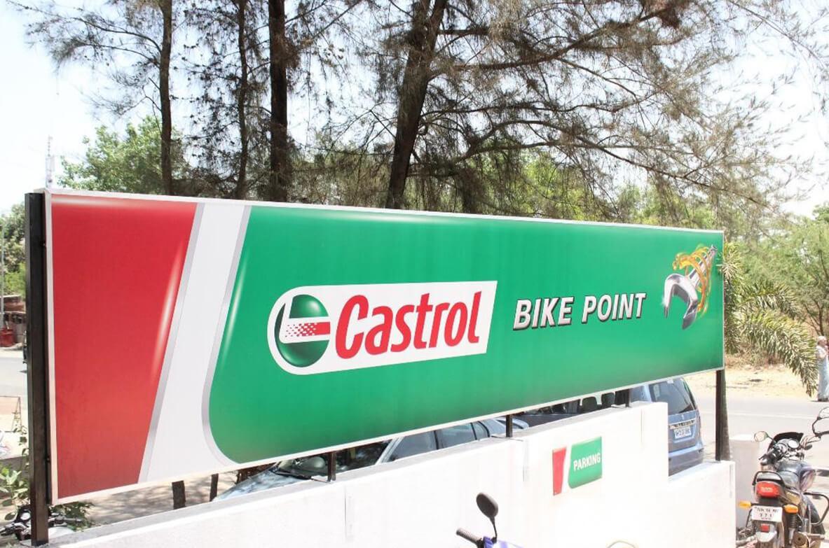 Castrol Retail Transformation