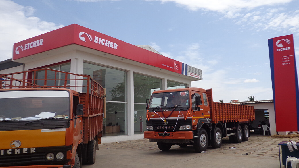 Eicher Retail Transformation